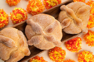 bread of the dead, day of the dead tradition