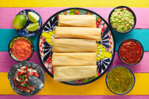 tamales, day of the dead tradition
