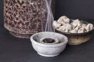 copal incense, day of the dead tradition